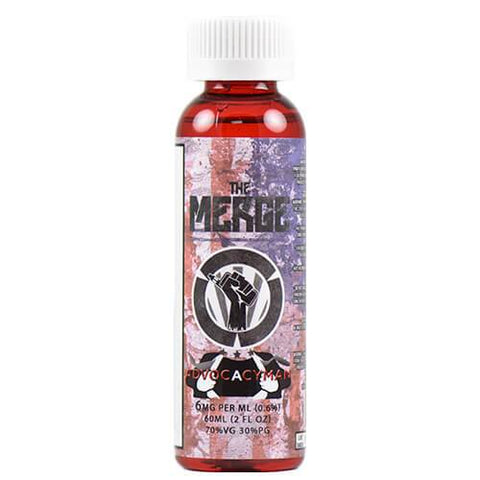 The Merge E-Liquid - Advocacyman (NZ-Stock)