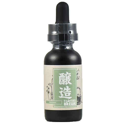 Fu Man Brews eJuice - Hanami
