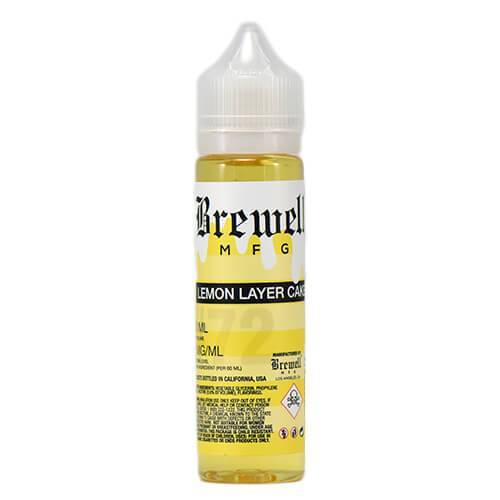 Brewell Vapory - #72 Lemon Layered Cake