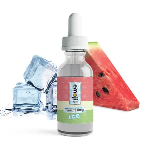 Emoji Liquids - Watermelon Gummy Ice (NZ-STOCK)