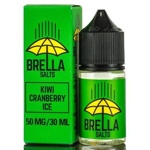Brella Salts - Kiwi Cranberry Ice