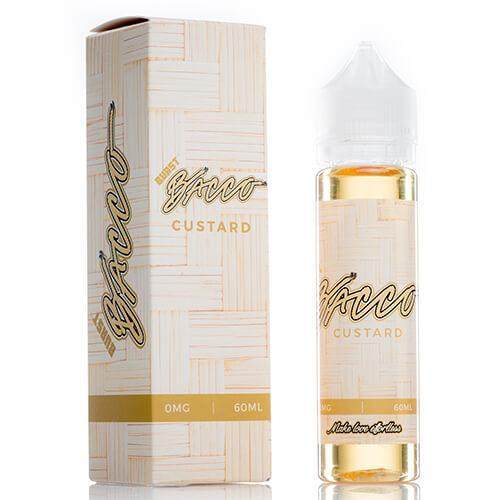 Bacco Burst - Custard eJuice