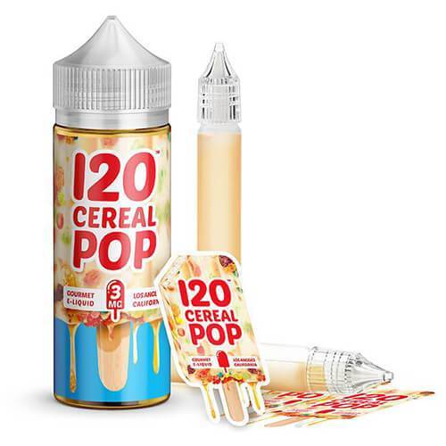 120 Cereal Pop eLiquid