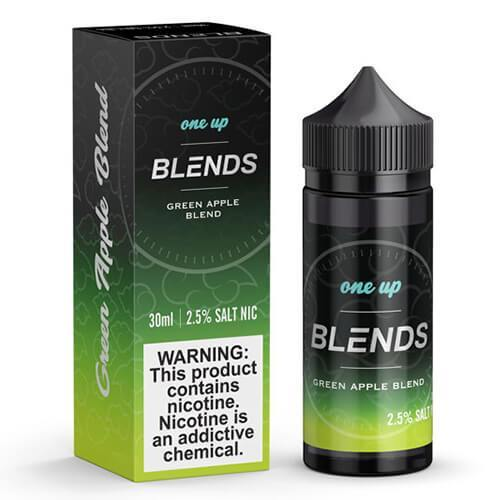 Blends Salt Nic by One Up Vapor - Green Apple Blend
