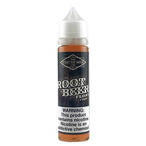 Rocky Top Vapor E-Liquid - Root Beer Float