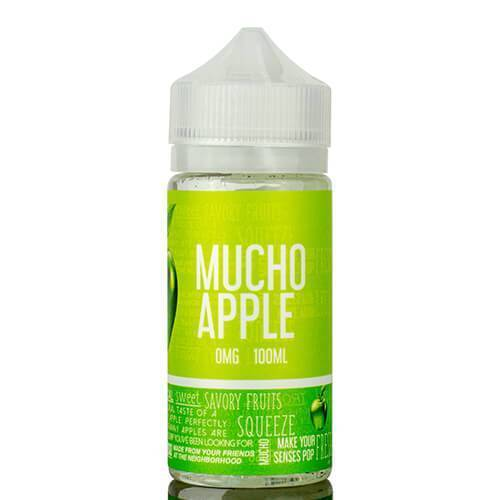 MUCHO eJuice - Apple