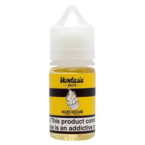 Vapetasia eJuice SALTS - Killer Kustard