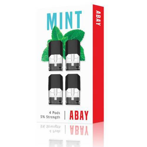 Abay - Mint Flavor Pods (4 Pack)