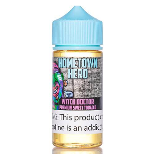 Hometown Hero Vapor - Witch Doctor