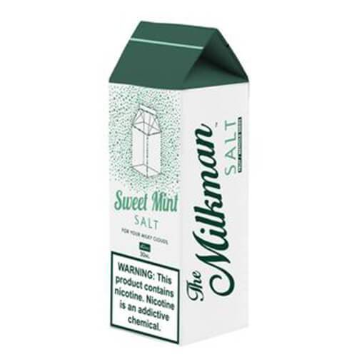 The Milkman Salt - The Sweet Mint Salt