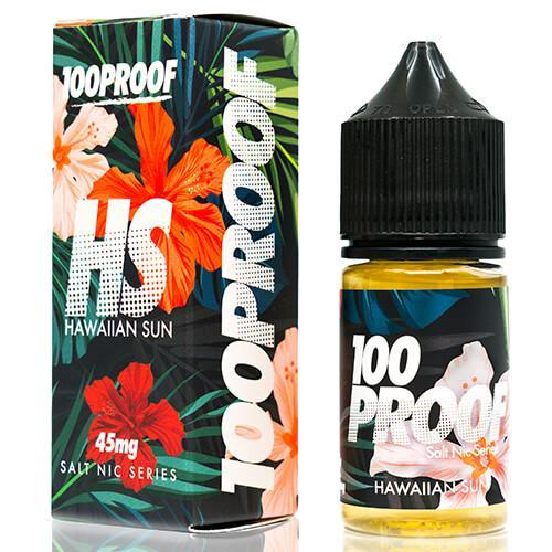 100 Proof Vape Co SALTS - Hawaiian Sun