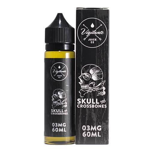 Vigilante Juice Co. - Skull and Crossbones