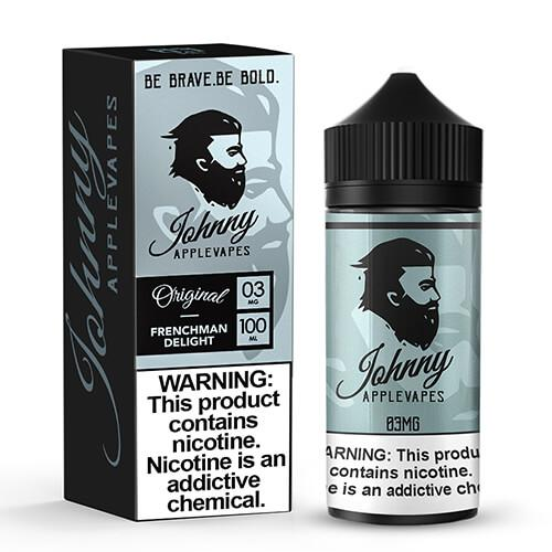 Johnny Apple Vapes - Frenchman Delight