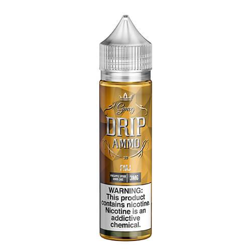 Drip Ammo eJuice - FMJ Pineapple Upside Down Cake