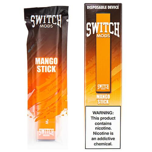 Switch Mods - Disposable Vape Device - Mango