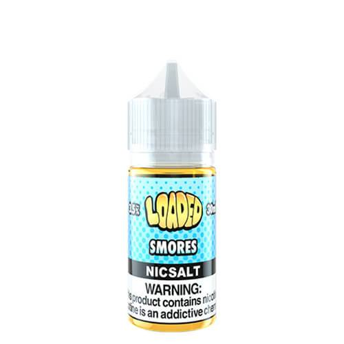 Loaded E-Liquid SALTS - Smores
