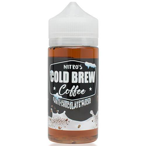 Nitro's Cold Brew - White Chocolate Mocha eJuice