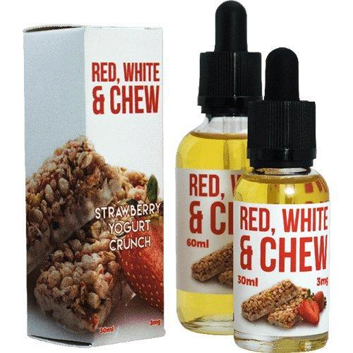 Enfuse Vapory - TFN Collection - Red, White & Chew