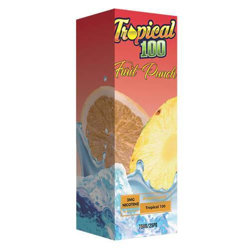 Tropical 100 eJuice - Fruit Punch