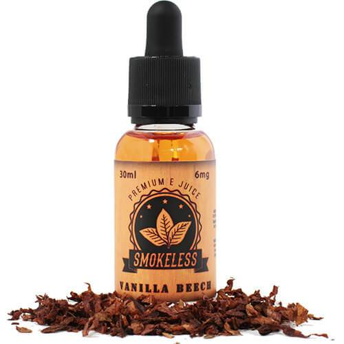 Smokeless E-Liquid - Vanilla Beech