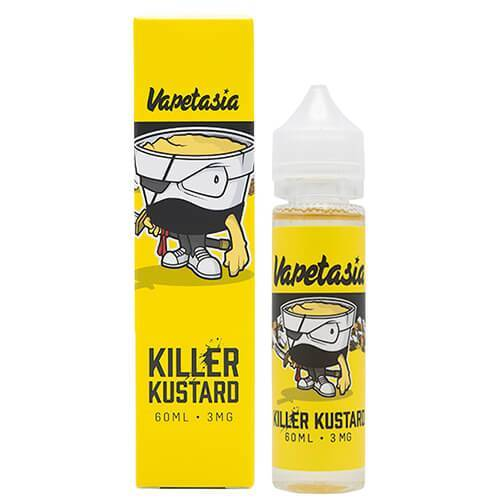 Vapetasia eJuice - Killer Kustard (NZ-STOCK)