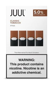 JUUL POD - Classic Tobacco (NZ-STOCK)