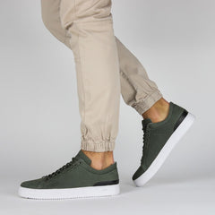 Groene sneaker - PM56 BATTLE - Blackstone