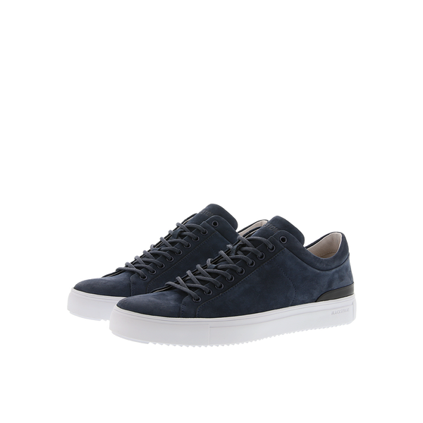 Navy sneaker - PM56 Navy - Blackstone