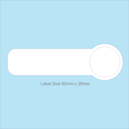 Classic Large Icon Labels (Layered Image)