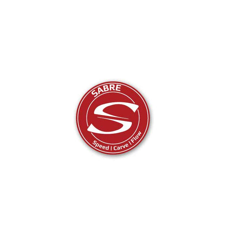 Sabre Trucks Circle Sticker