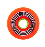 Cult Wheels Traction Beam 72mm Orange