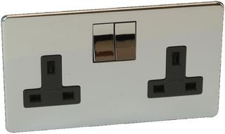 crabtree 7316/hpc double socket