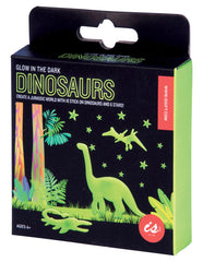 Glow in the dark dinosaurs