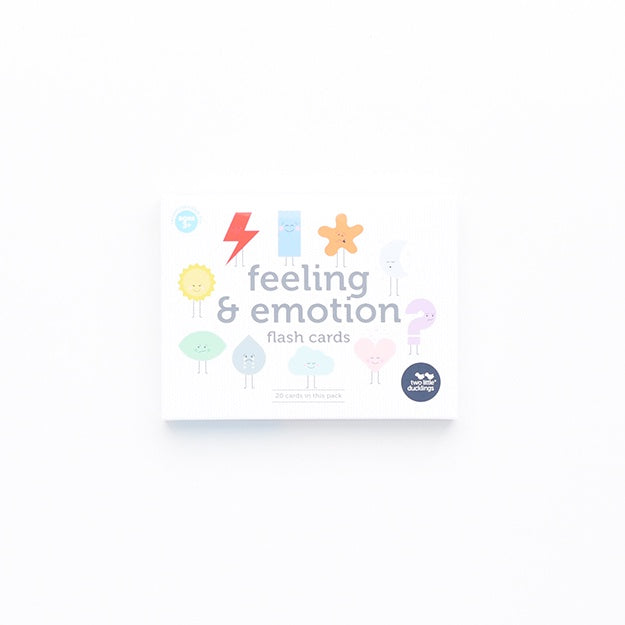 Flash Cards - Feelings and Emotions