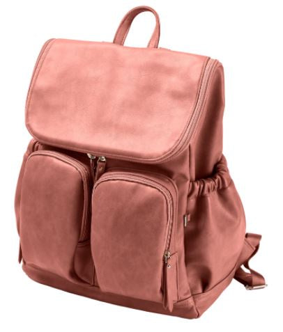 OiOi Nappy Backpack - Dusty Rose