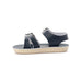 Saltwater Sandals Sun San Sea Wee - Navy