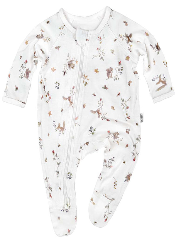 Toshi Onesie Long Sleeve - Woodlands