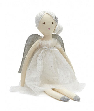 Isabella the Angel - White