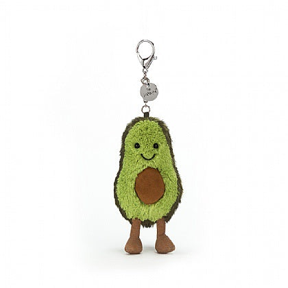 Jellycat Amuseable Bag Charm - Avocado