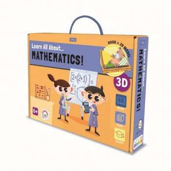 Learn All About - Maths