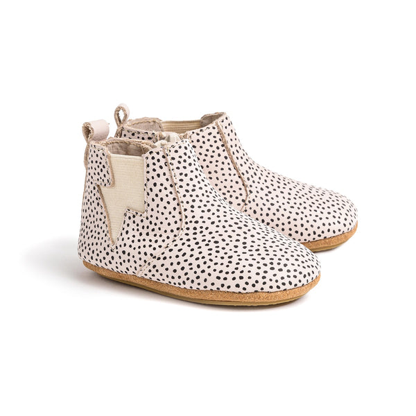 Pretty Brave Baby Electric Boot - Mini Spots