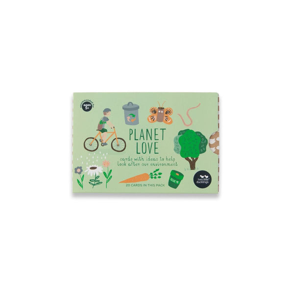 Flash Cards - Planet Love