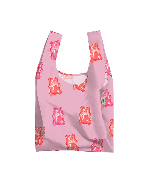Reusable Shopping Bag - Gummy Pastels