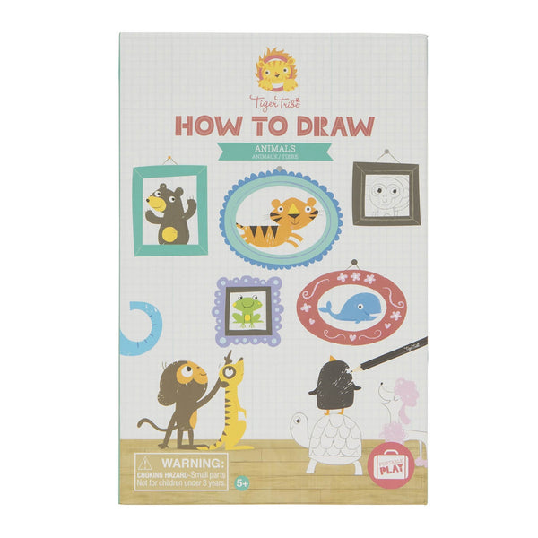 How to Draw - Animals