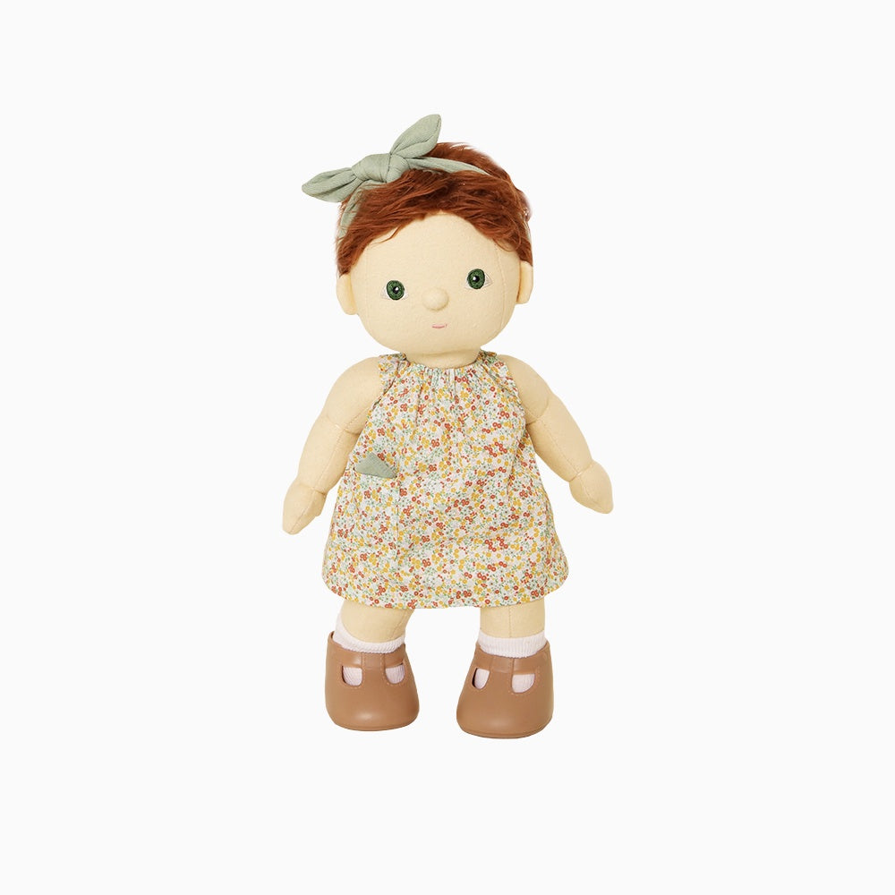 Olli Ella Dinkum Doll Dress Set - Una