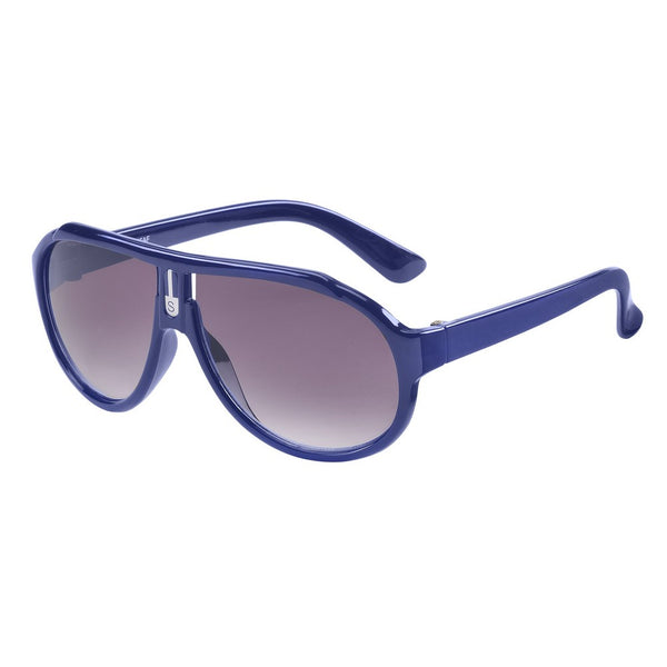 Toddler Sunnies George Aviator - Navy (2-3 years)