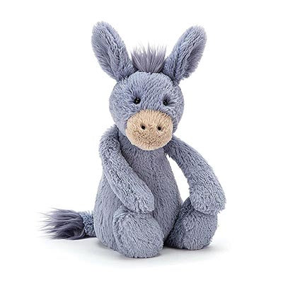 Jellycat Bashful Donkey Medium
