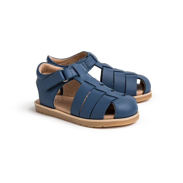 Pretty Brave Rocco Child Sandal - Denim