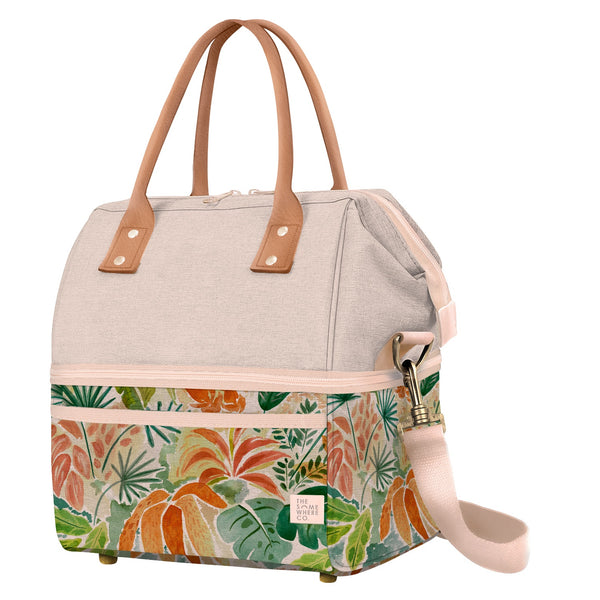 Cooler Bag - Caribbean Jungle