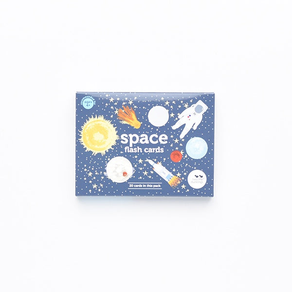 Flash Cards - Space